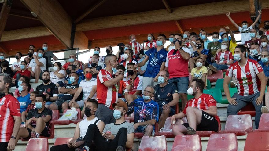 El Zamora CF pone a la venta las entradas para el partido frente al Bilbao Athletic: normas y precios