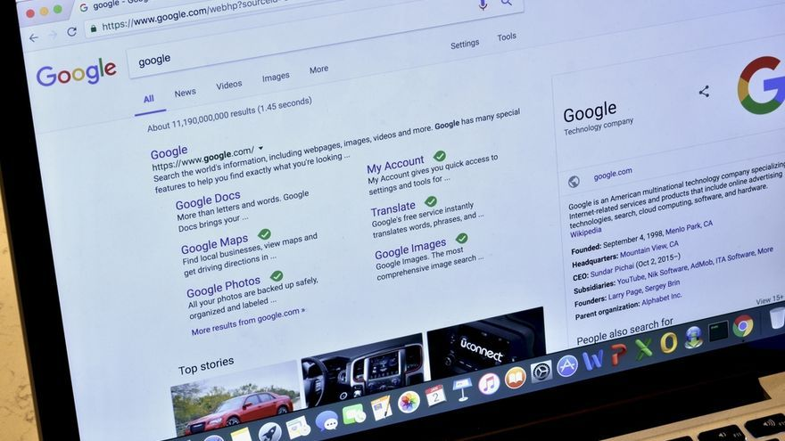 Los errores que cometes al hacer búsquedas en Google