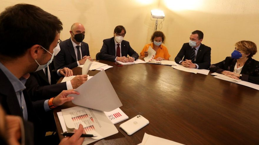 Illa marca com a prioritats del seu govern a l'ombra l'ampliació del Prat i el diàleg entre partits