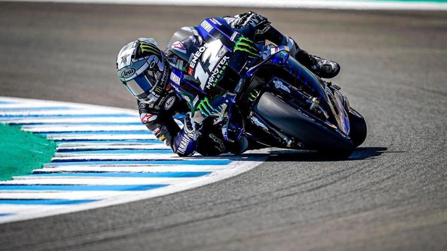 Maverick Viñales encara l'inici del mundial de Moto GP amb «grans sensacions»