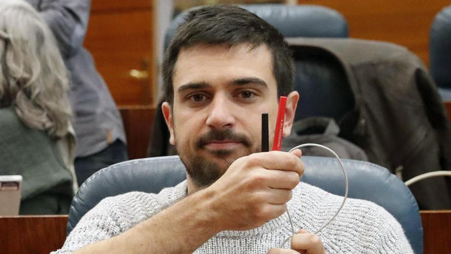 Espinar pidió vender su piso por 140.000 euros