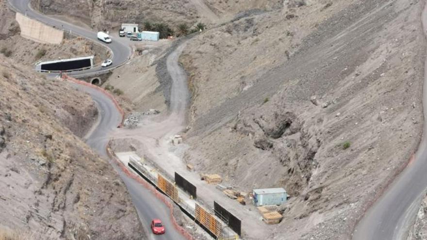 Las perforaciones en los túneles de Faneque se acercan al 80% del total