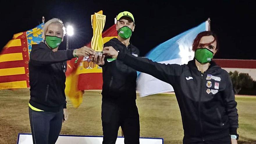 Martínez, Roselló y Fernández ganan el Master Nacional