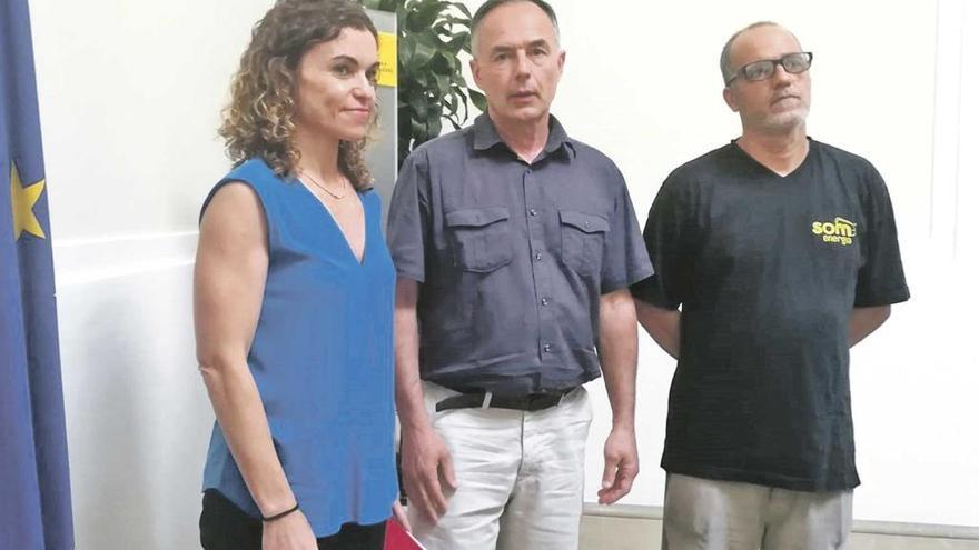 Delegación de Gobierno fulmina los recursos contra la rotulación en catalán que interpuso Salom