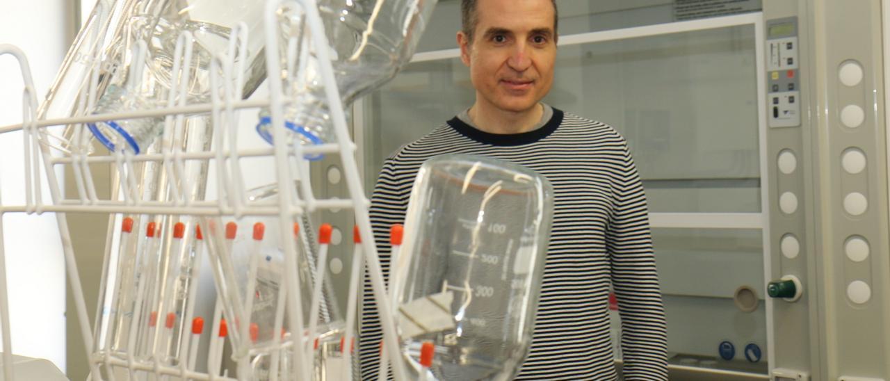 El investigador Fernando Maestre