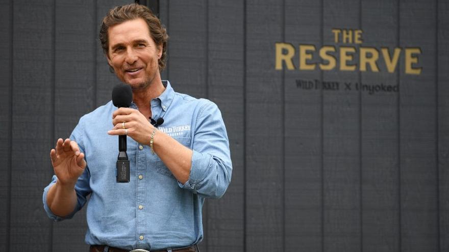 Matthew McConaughey podría ser gobernador de Texas si decide presentarse