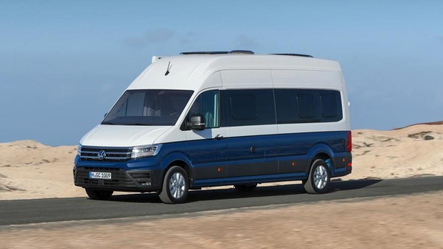 Volkswagen Grand California 2019: La camper perfecta para viajar este verano