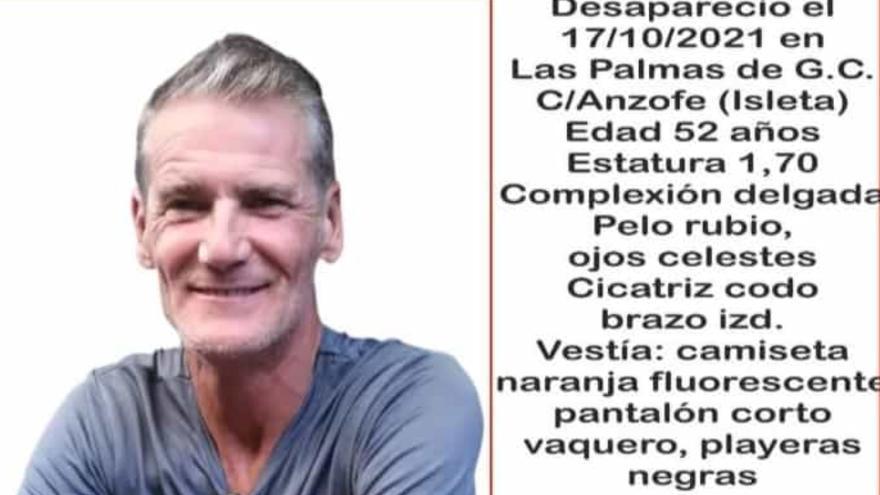 Buscan a un hombre desaparecido en Las Palmas de Gran Canaria