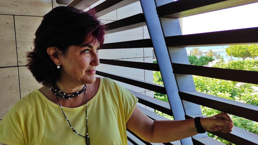 Montse Mindan: «Al poble de Roses hi puc tenir detractors, però no enemics»