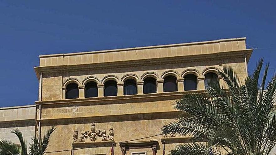 El Ayuntamiento de Elche recibe una subvención de 2,5 millones para contratar personal y luchar contra el Covid