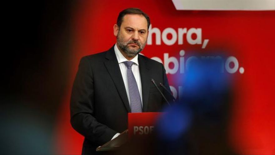 """Ábalos: """"Un gobierno progresista no es de coalición con las derechas"""""""