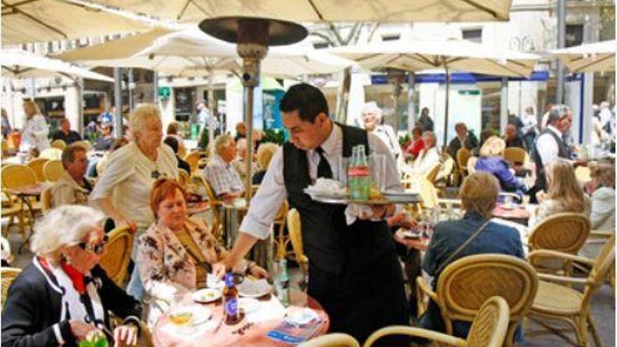 Arbeitslosigkeit auf Mallorca nimmt wieder ein bisschen ab