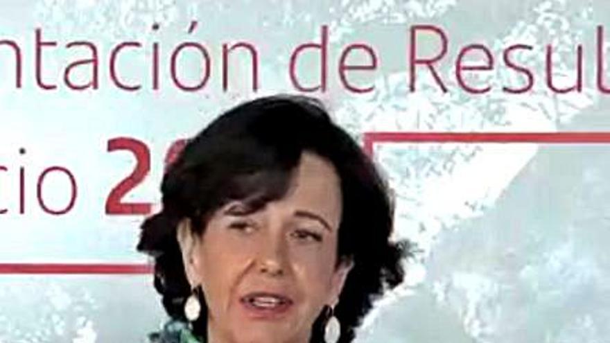 Los deterioros por el COVID-19 dejan al Santander con pérdidas de 8.771 millones