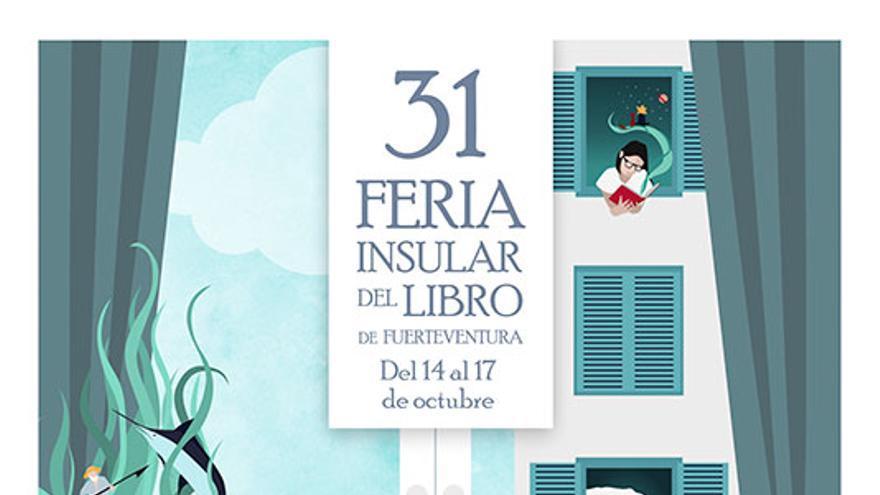 31 Feria Insular del Libro de Fuerteventura: Los ingratos de Pedro Simón