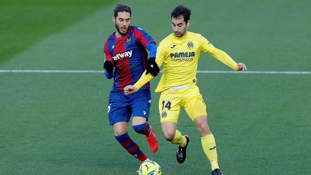 Levante UD y Villarreal CF pelearán por un puesto en las semifinales.