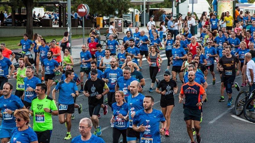 La Night Running llenará el casco histórico de Córdoba