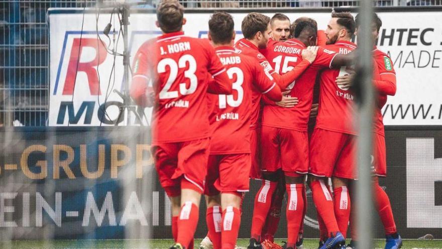 Der 1. FC Köln schlägt auf Mallorca sein Trainingslager auf