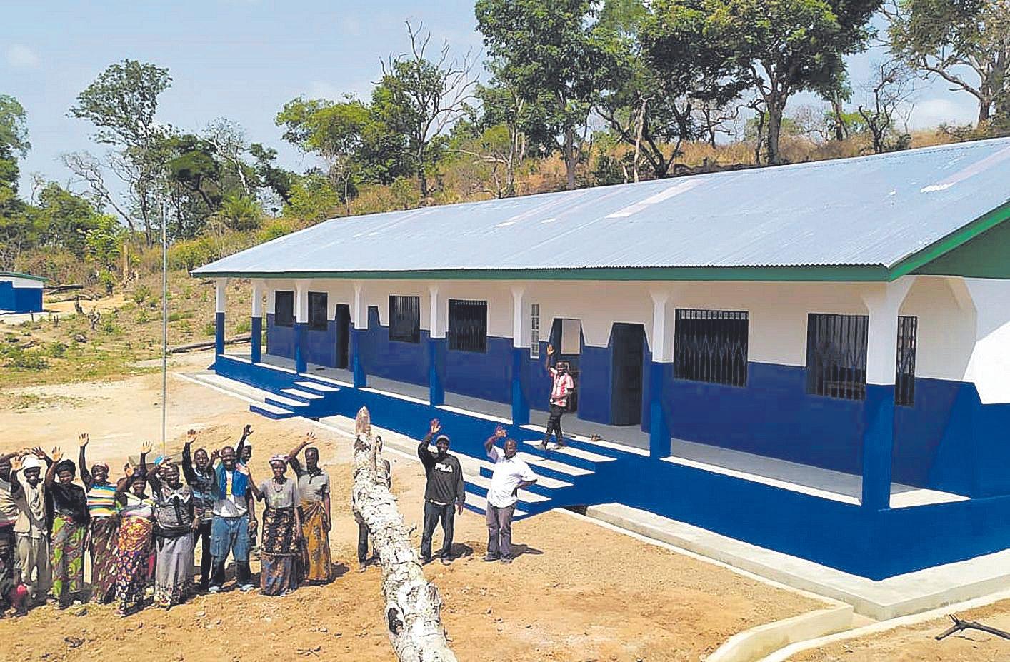 La huella mallorquina en la educación de Sierra Leona