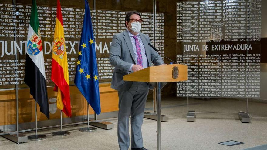 Extremadura propondrá vacunar al tramo de 12 a 16 años antes del inicio del próximo curso