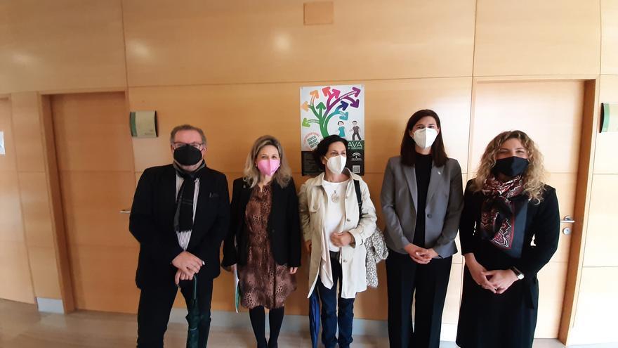 La Junta implanta mejoras en materia de personal en los juzgados de Vélez-Málaga