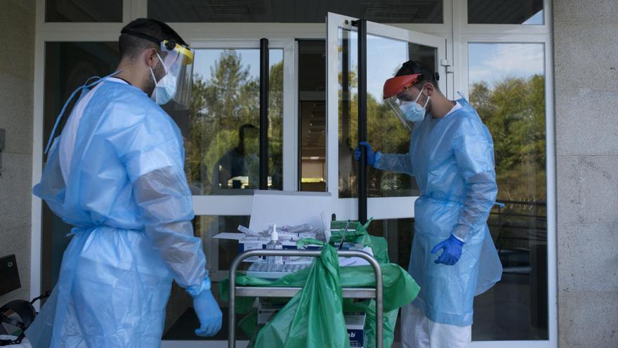 La segunda ola toma fuerza en Galicia: tres muertos más y pico de contagios