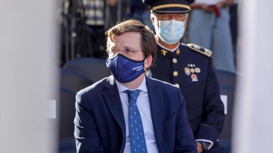 """Almeida: """"El PP no puede no asumir lo ocurrido"""""""