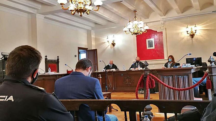 La fiscal pide la nulidad del juicio del guardia civil por agresión sexual a una niña