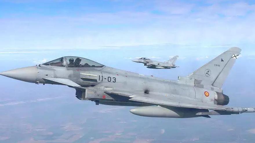 Sobreseída la demanda de Austria por fraude en la compra de los Eurofighter
