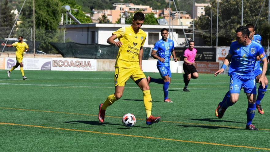 El Formentera reacciona ante  el Andratx con una victoria vital