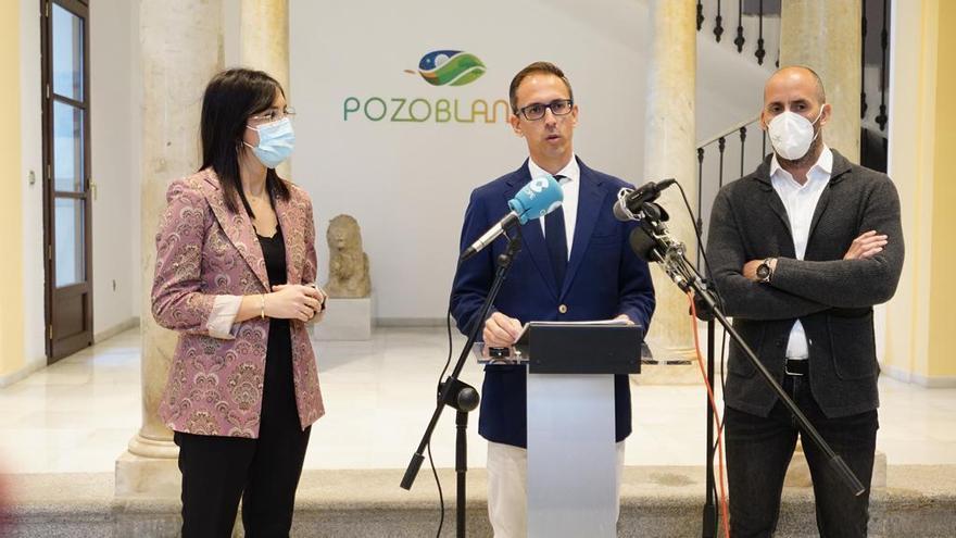 El alcalde de Pozoblanco defiende su gestión ante las críticas de la oposición