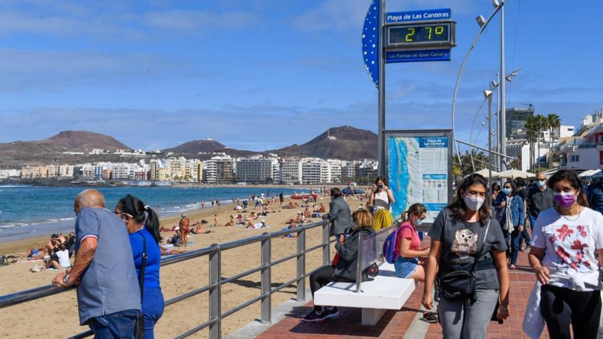 Casi dos de cada diez casos importados en España han ocurrido en Canarias
