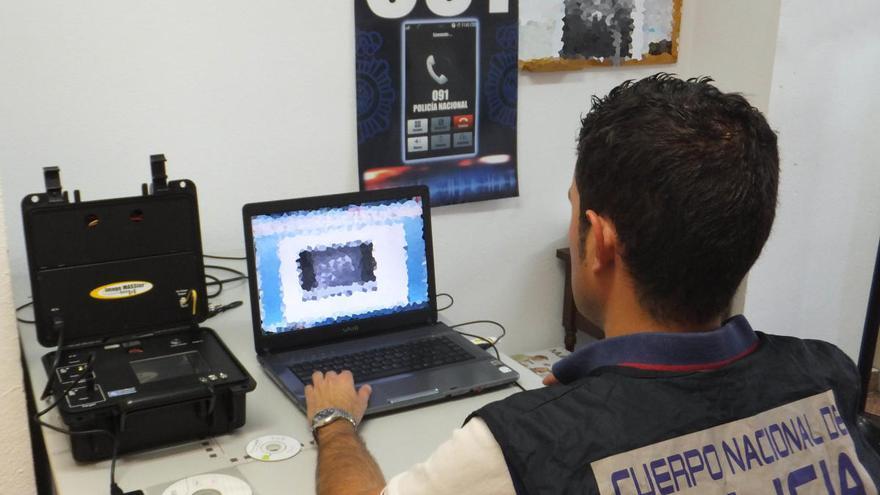 Una red de ciberdelincuentes valencianos estafa casi dos millones y medio de euros a 39 empresas