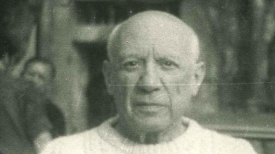 Reediten l'obra «Estimat Picasso», de Josep Palau i Fabre