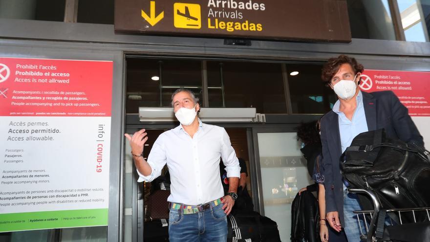 Javi Pereira ya se encuentra en València