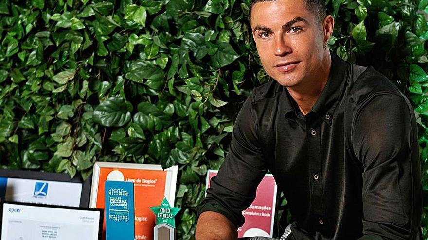 La clínica de injerto capilar de Ronaldo en Marbella tendrá 100 trabajadores