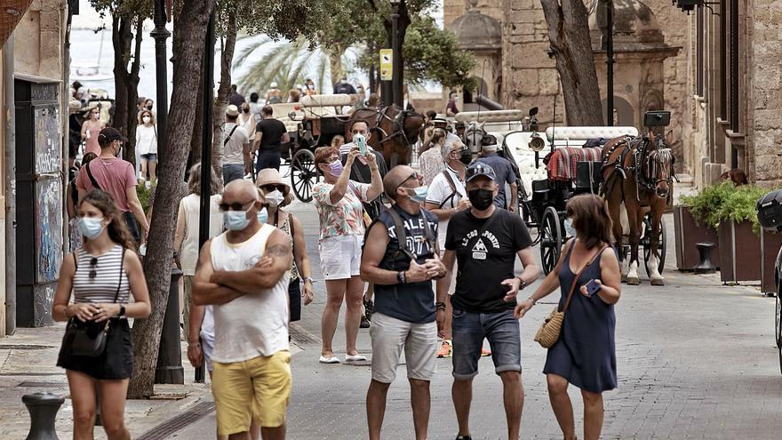 Mallorca supera el ecuador de un verano que «no acaba de despegar»