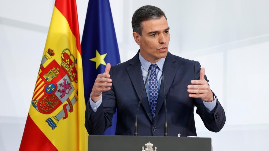 Sánchez cierra otro curso pandémico y marca rumbo