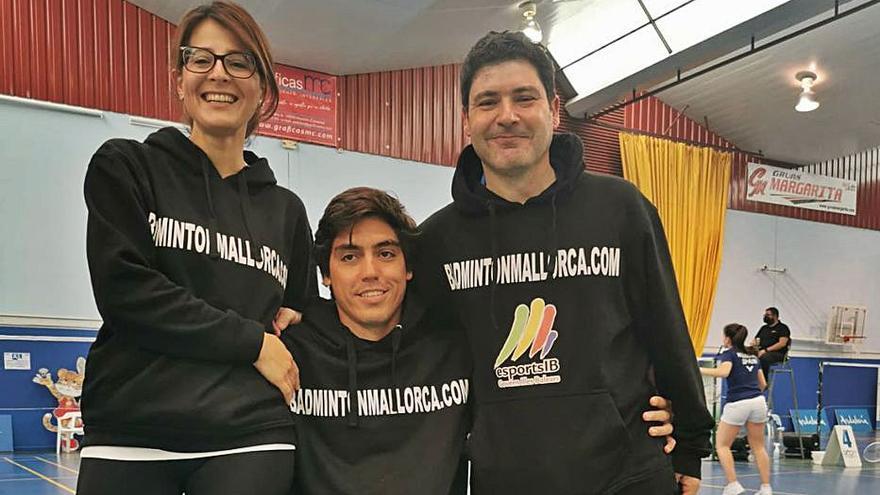 Frederick Medina y Rafael Abrines acaban terceros en Montilla
