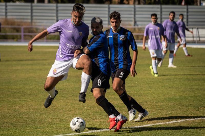 Partido de fútbol Laguna-Arguijón