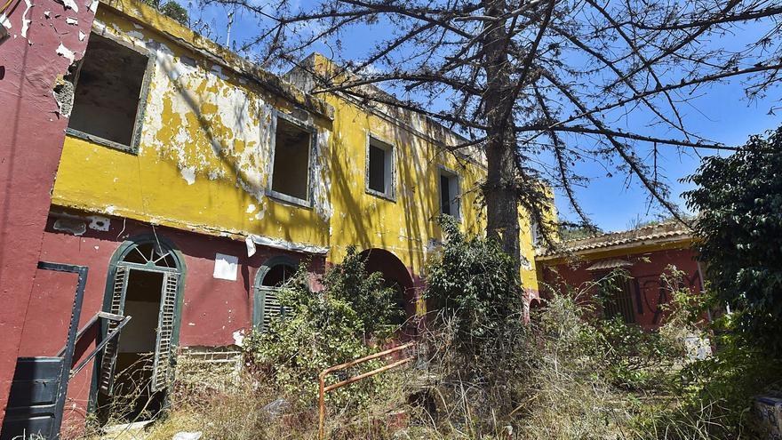 Urbanismo estudia comprar la finca de Los Frailes por su valor ambiental