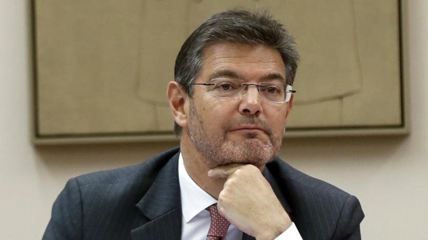 La casa de apuestas Codere 'ficha' al exministro de Justicia Rafael Catalá