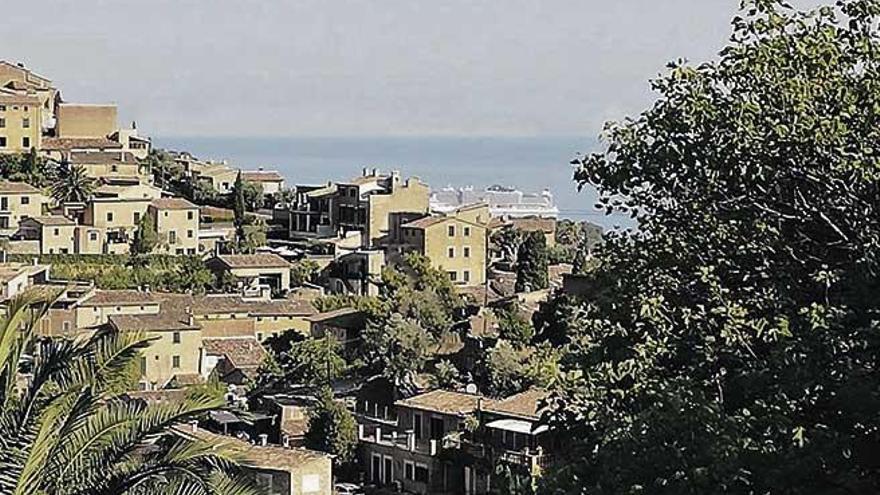 Deià tiene más plazas de alquiler turístico en Airbnb que residentes censados