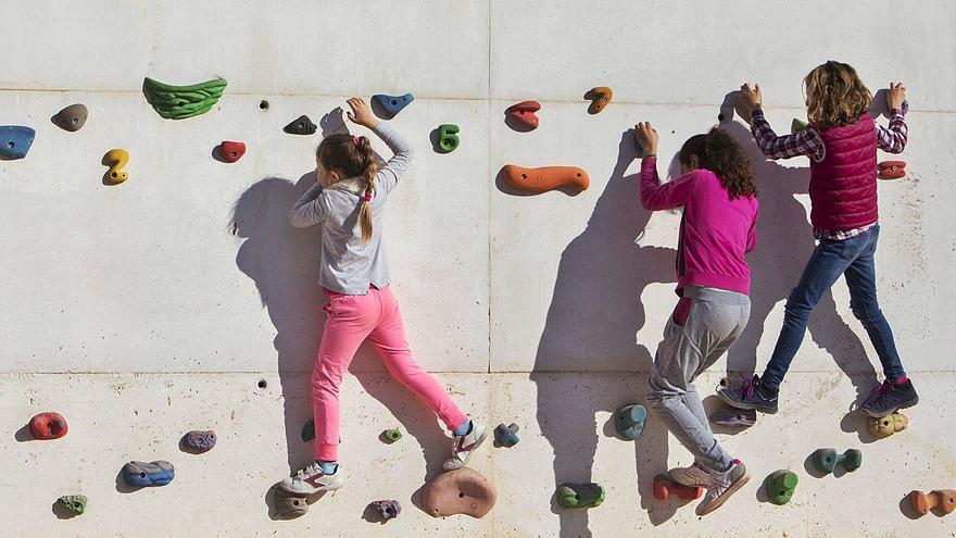 """""""Els patis són els principals espais de socialització de l'alumnat"""""""