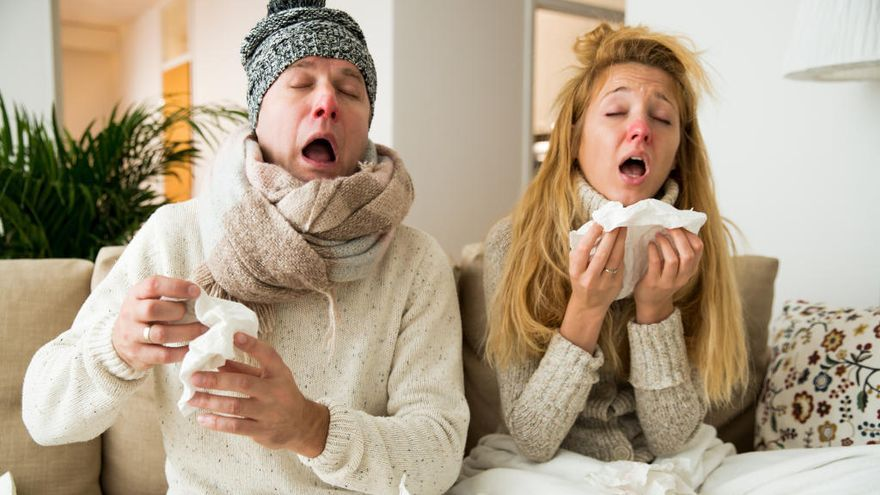 Gripe o resfriado: Estas son las principales diferencias