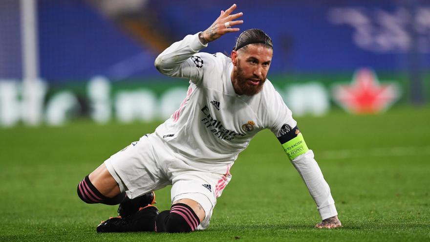 Sergio Ramos deja el Real Madrid después de 16 años