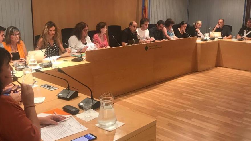 Compromís proposa canviar el model de recollida de residus de Sant Joan de Vilatorrada