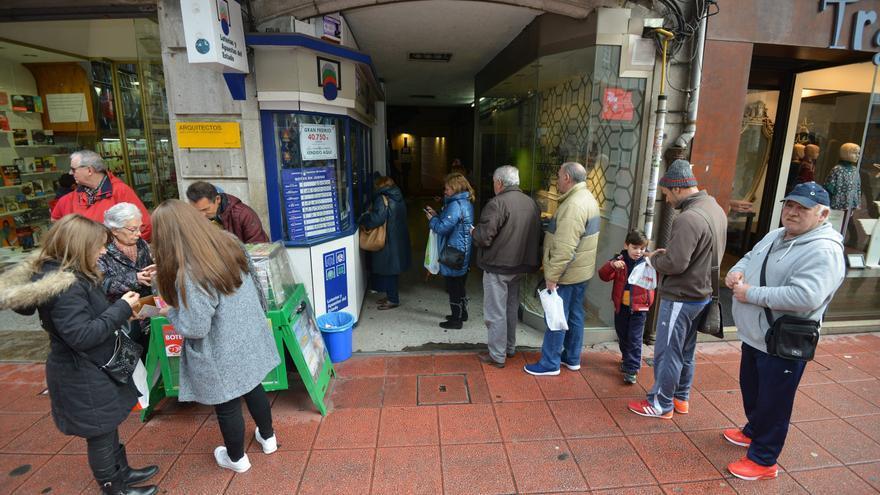 La Bonoloto deja 67.000 euros en Pontevedra