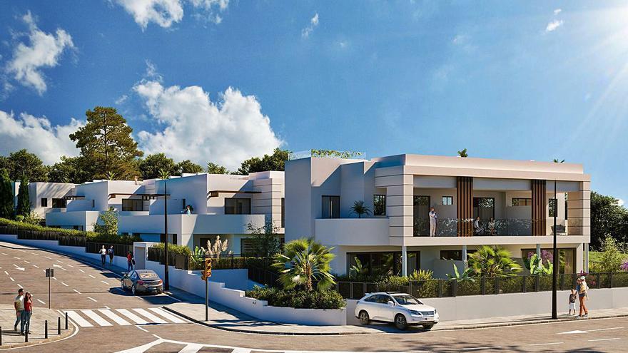 TM refuerza su presencia  en la Costa del Sol con la construcción de 215 viviendas