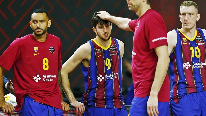 El Efes rompe el sueño del Barça