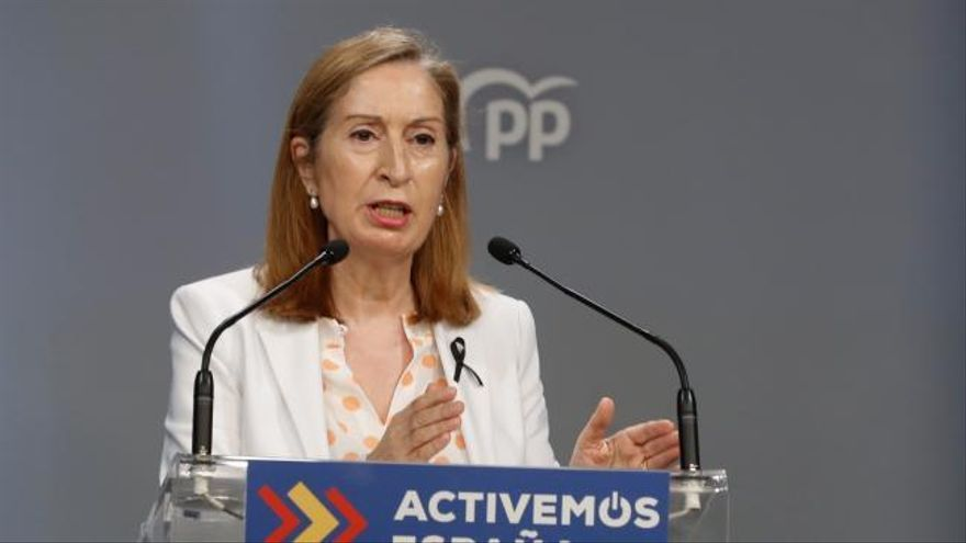 El PP pide citar como testigo a Montero
